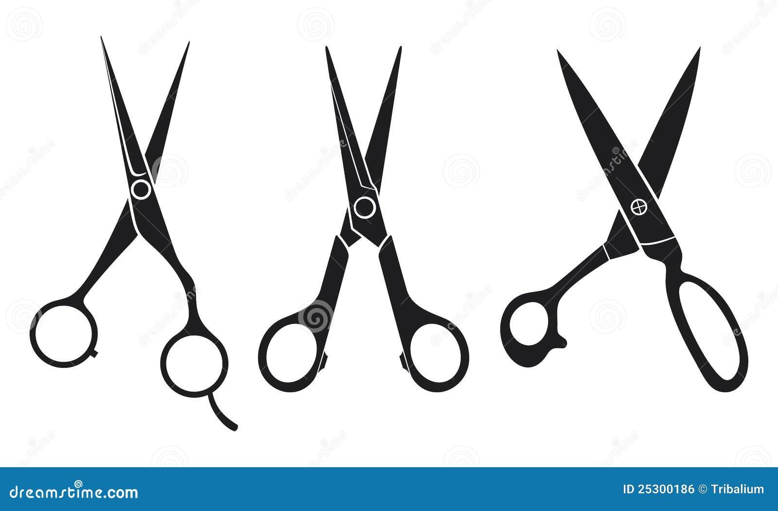 Scissors Set Stock Photo Image Of Groom Beautician