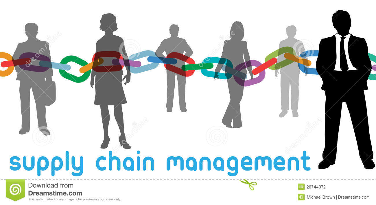 Supply chain management?