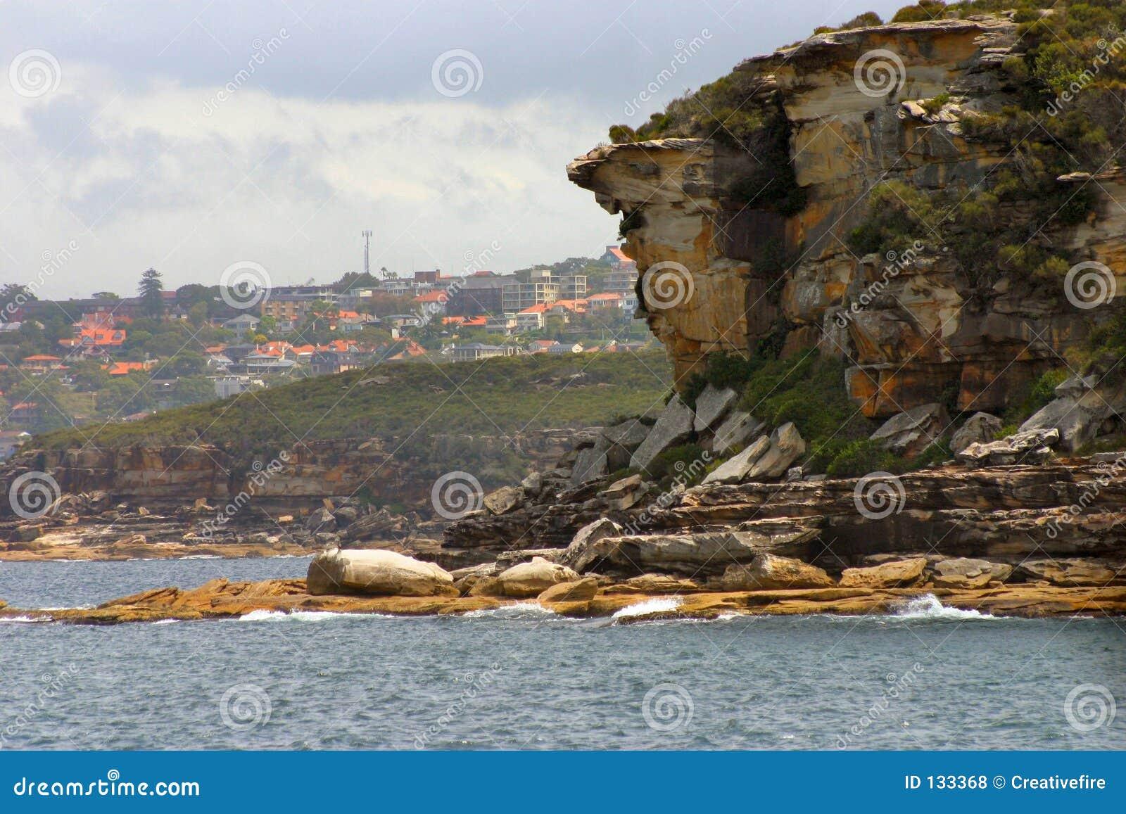 Scogliera della roccia