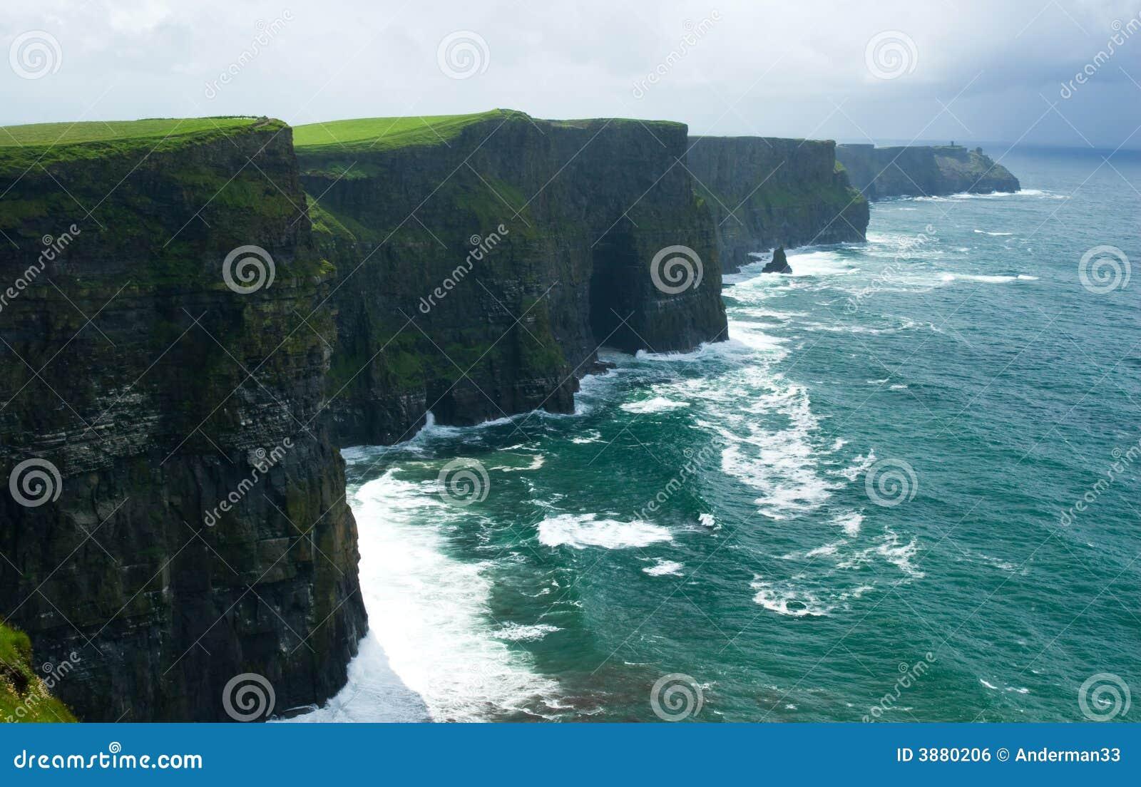 Scogliere irlandesi di Moher