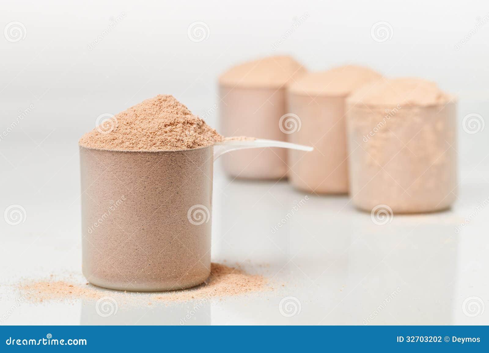 scoops de prot ine d isolat de petit lait de chocolat. Black Bedroom Furniture Sets. Home Design Ideas