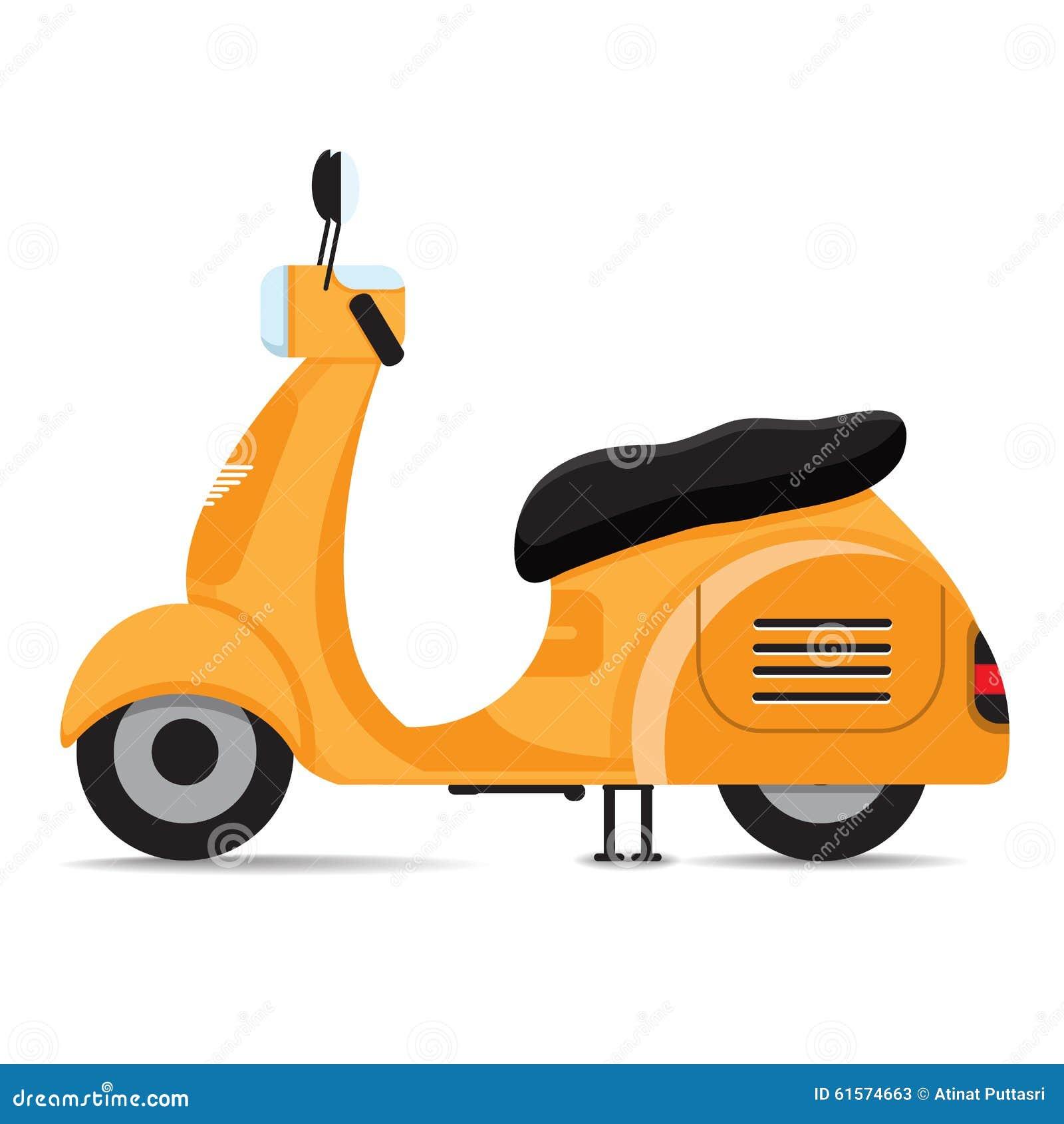 scooter cartoon stock vector image 61574663 Cartoon Hornet Clip Art Cartoon Hornet Clip Art