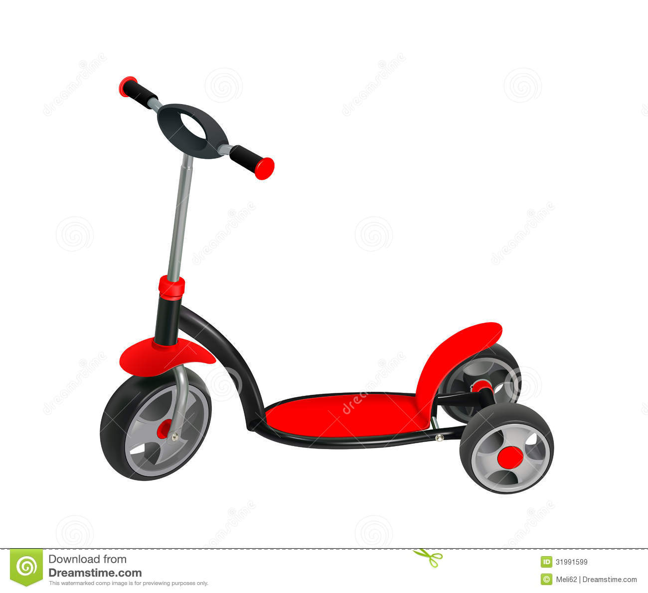 scooter royalty free stock images image 31991599 bicycle vector png bicycle vector free