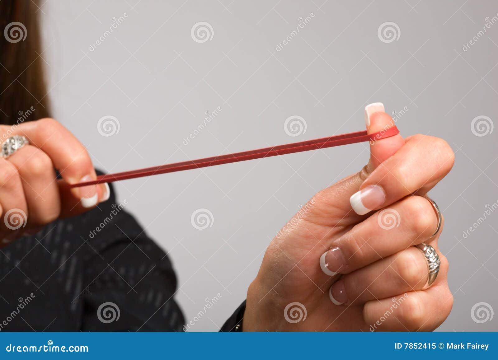 Scopo dell introito con l elastico