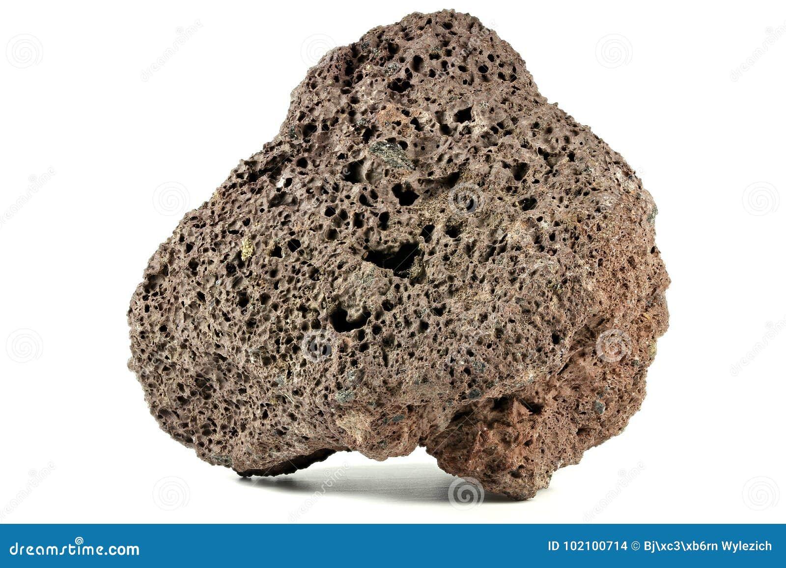 Scoria Stock Photo Image Of Rock Mineralogy White 102100714