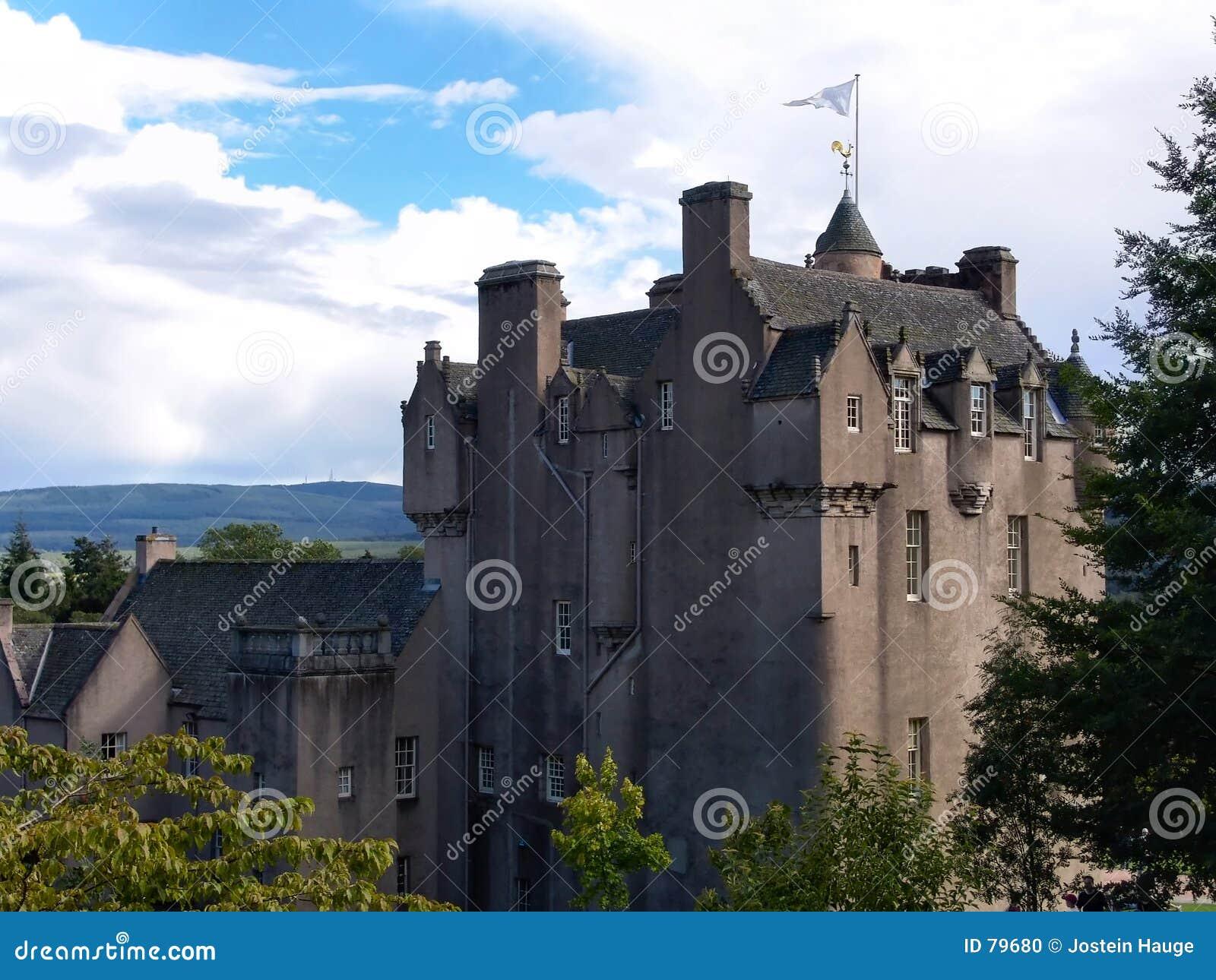Scottish замока