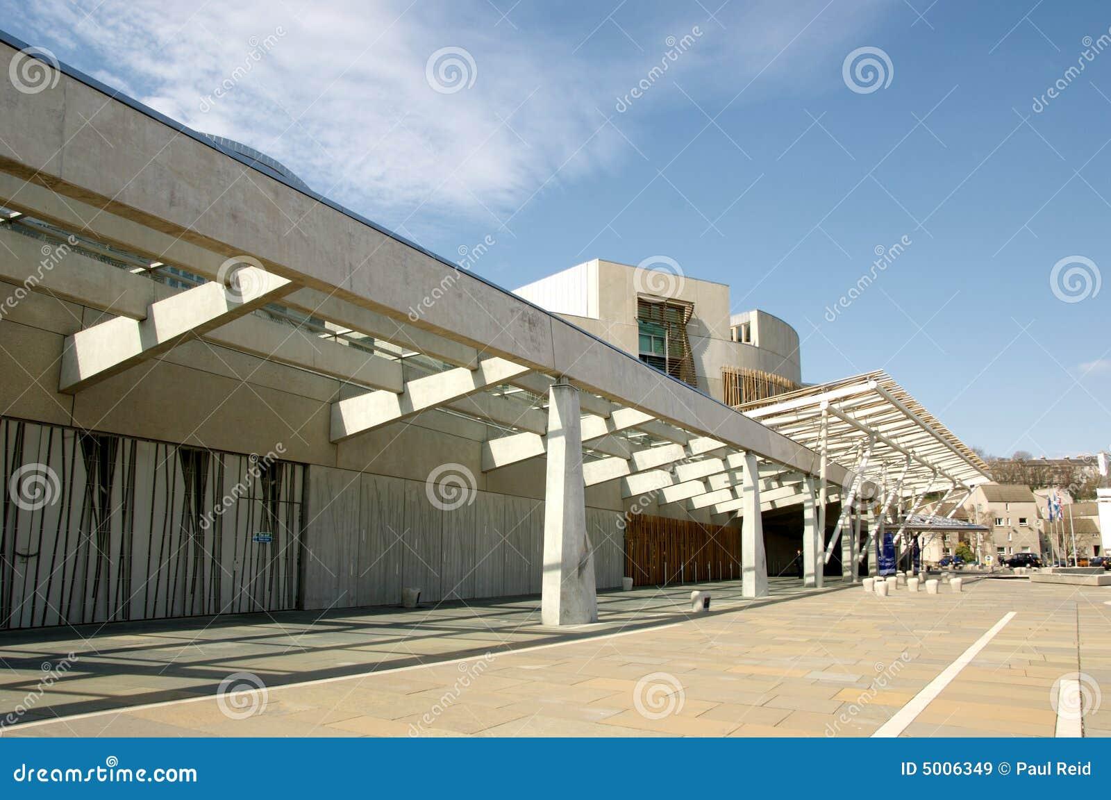 Scottish парламента здания