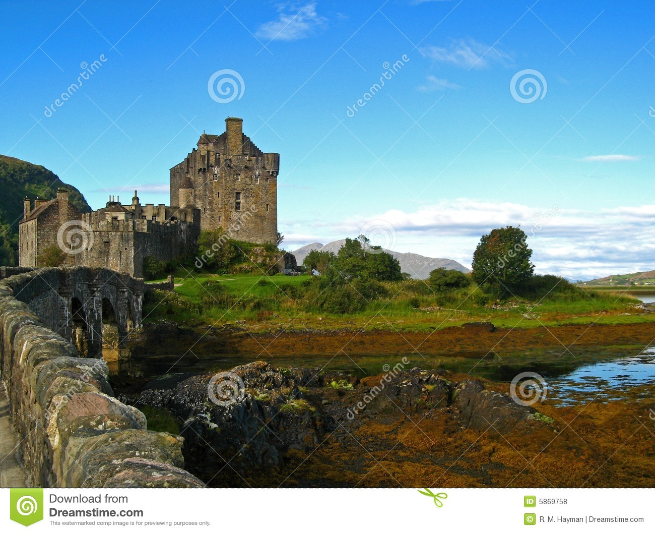 Scottish highland castle 09 stock photo image 5869758 for Scottish highland castle house plans