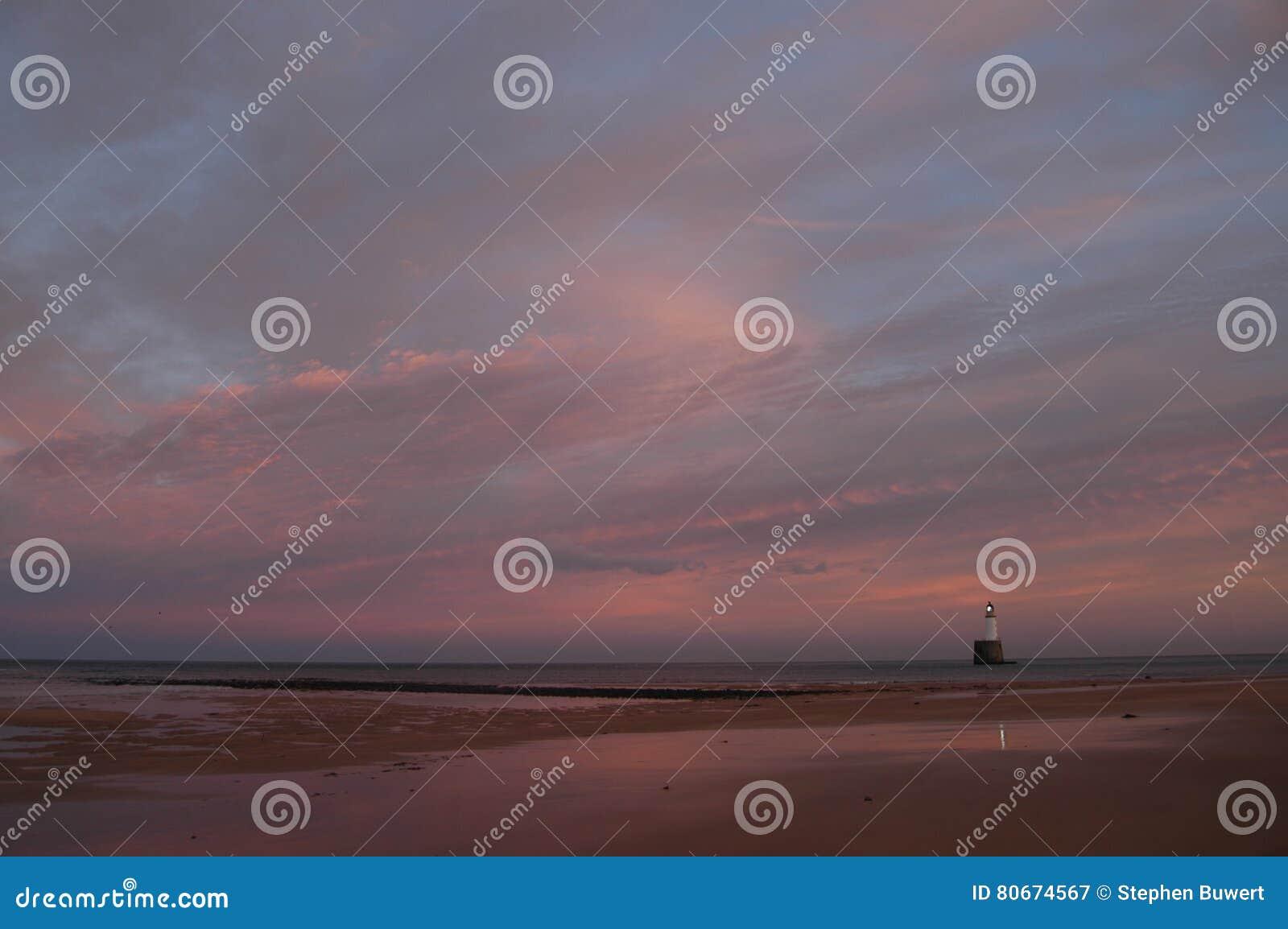 Scottish Lighthouse, Rattray Head