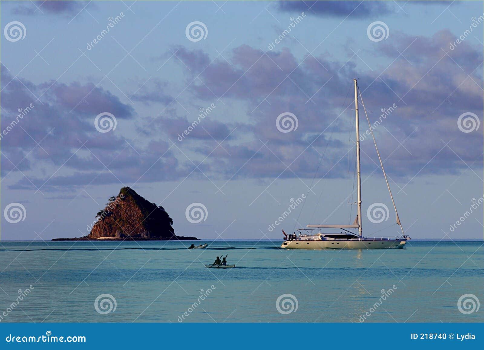 Scouts Hat Island