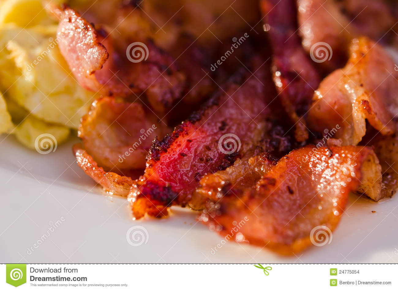 how to get crispy bacon