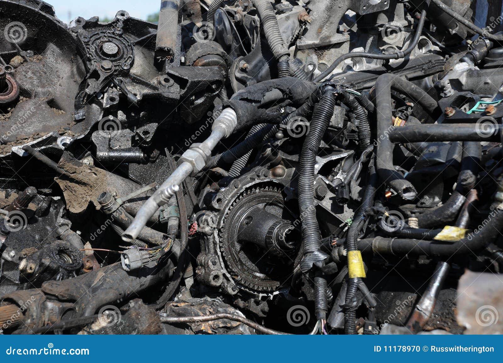 Car Scrap Parts Singapore