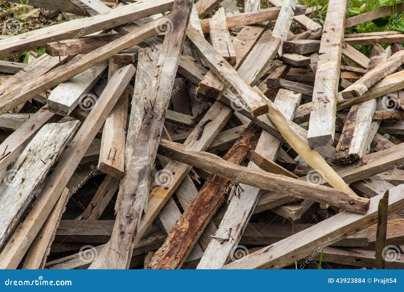 Scrap wood wall art - Scrap Wood Stock Photo Image 43923884