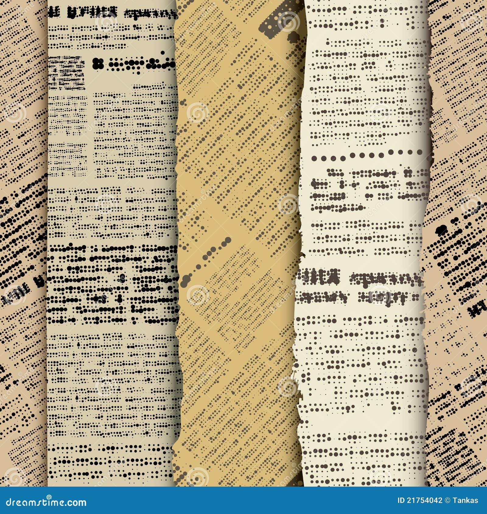 How to scrapbook newspaper clippings - Scrapbook Newspaper