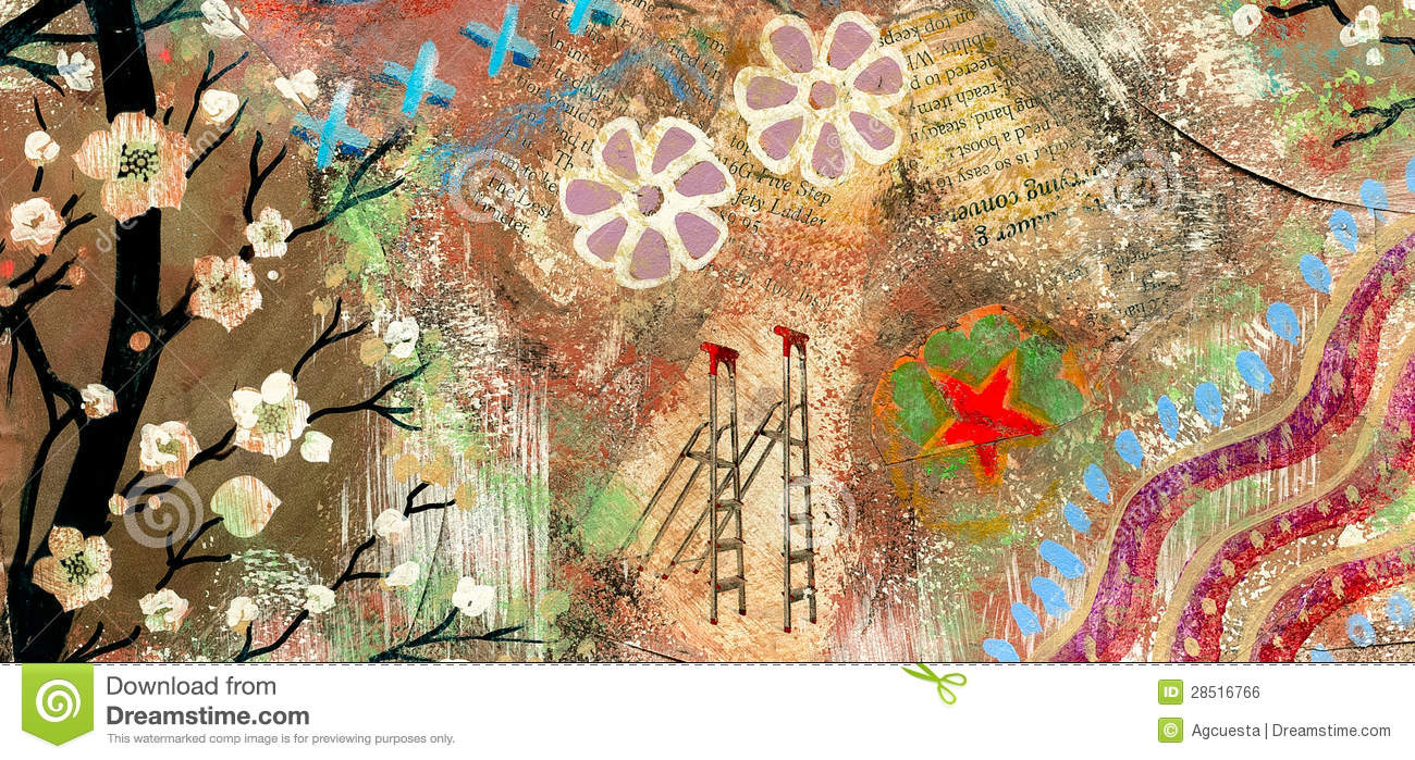 Scrapbooking Grunge Vi...U Letter Design Wallpaper