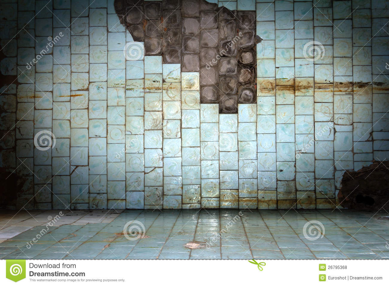 Scratch Stone Old Dirty Tile Wall Stock Photo - Image of up ...