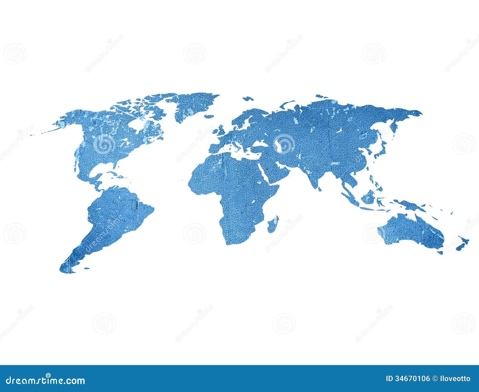 Scratch vintage world map stock illustration illustration for Map designer free