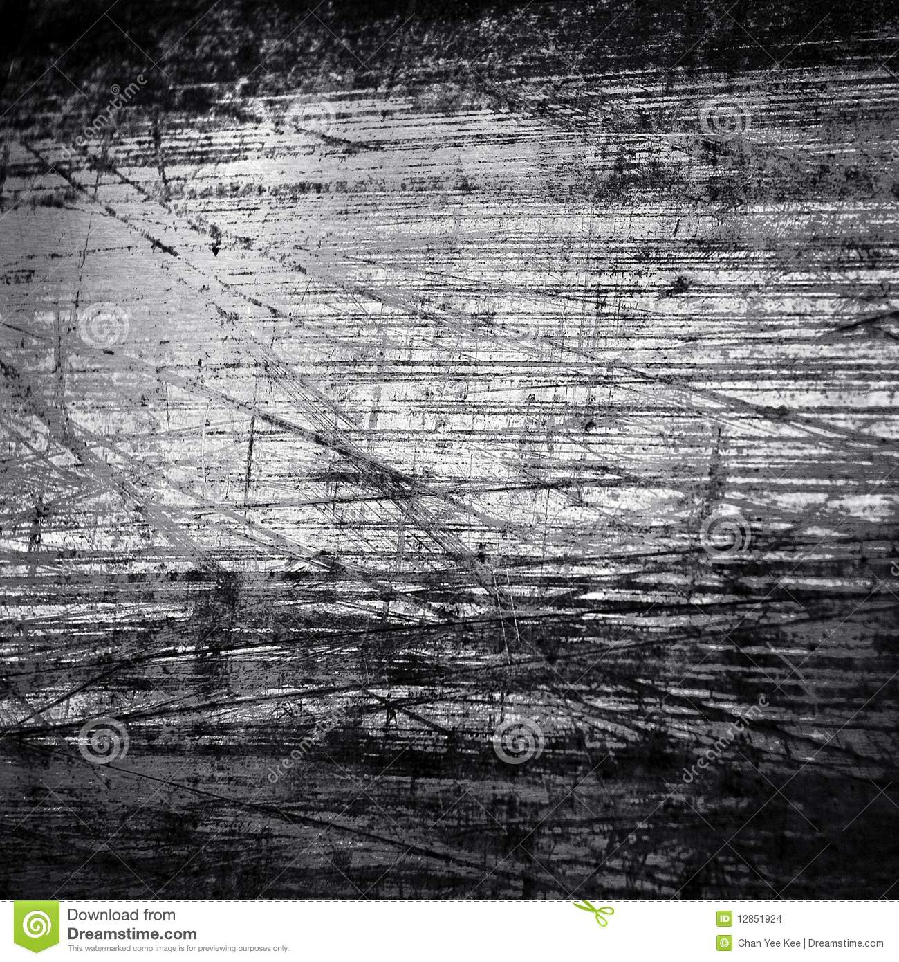 Scratched Metal Background Stock Images Image 12851924