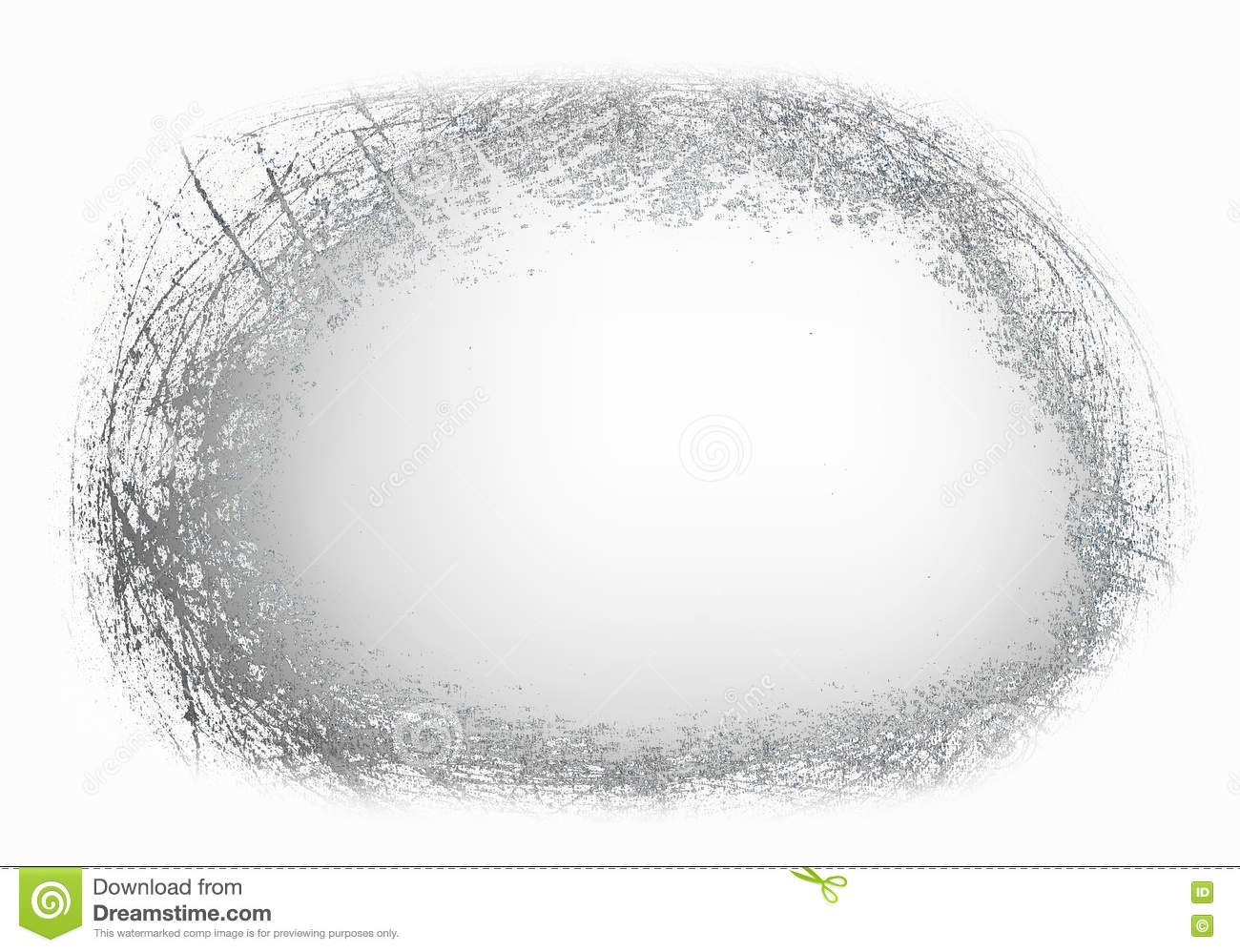 Scratches - Frame From Doodles - Look Hole Stock Photo - Image of ...