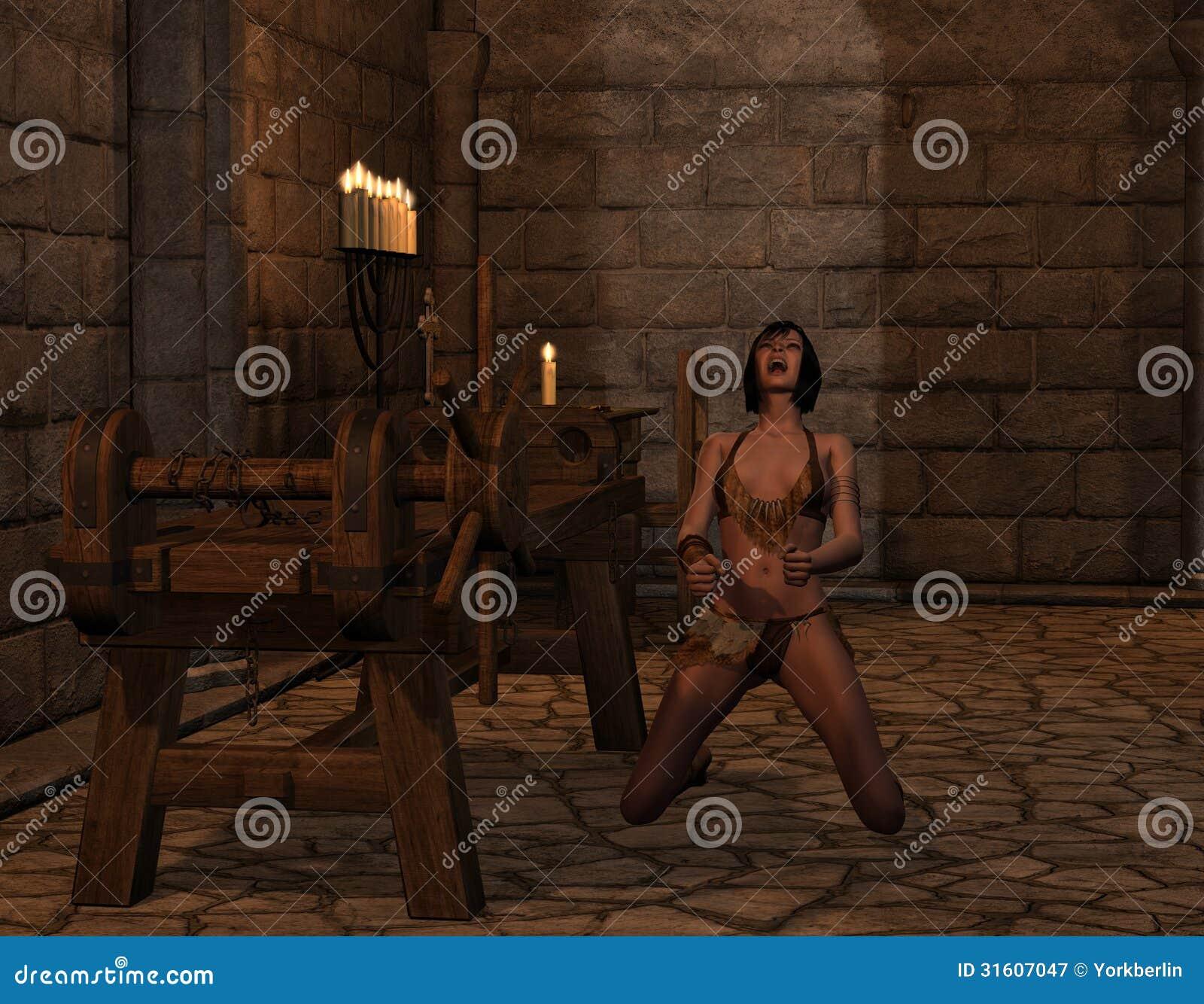 Rack torture of women sexy wet porn star