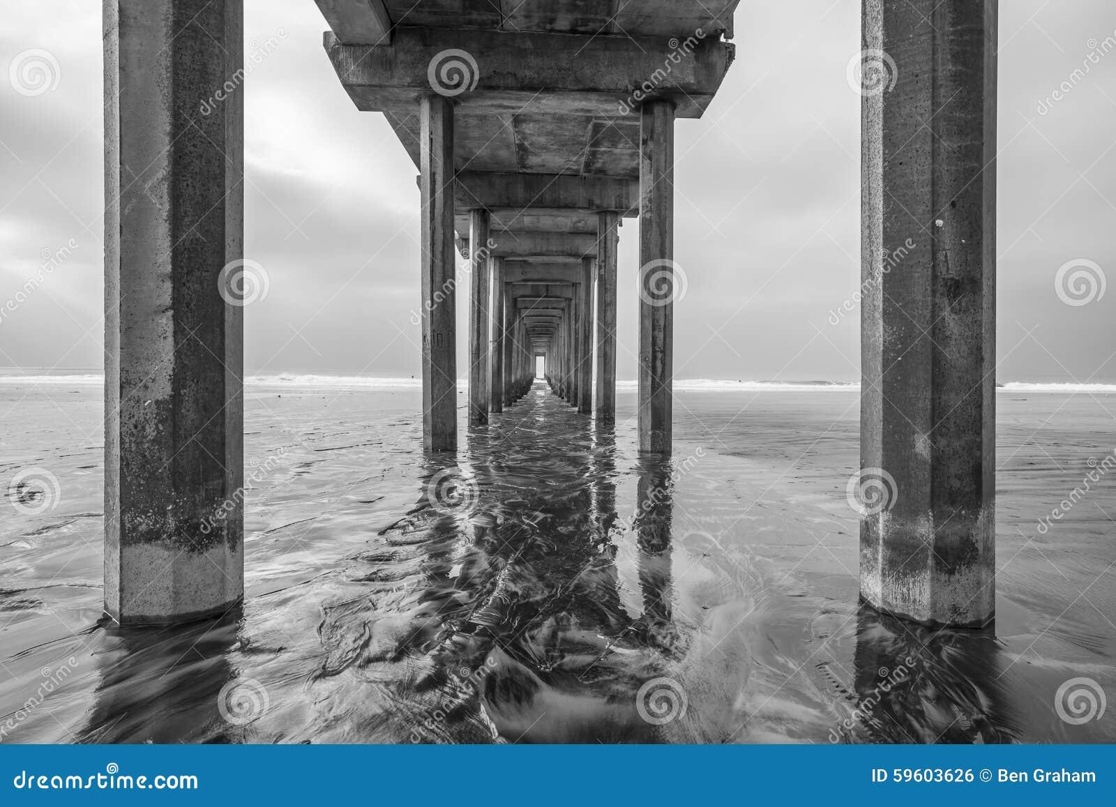 Scripps Pier La Jolla