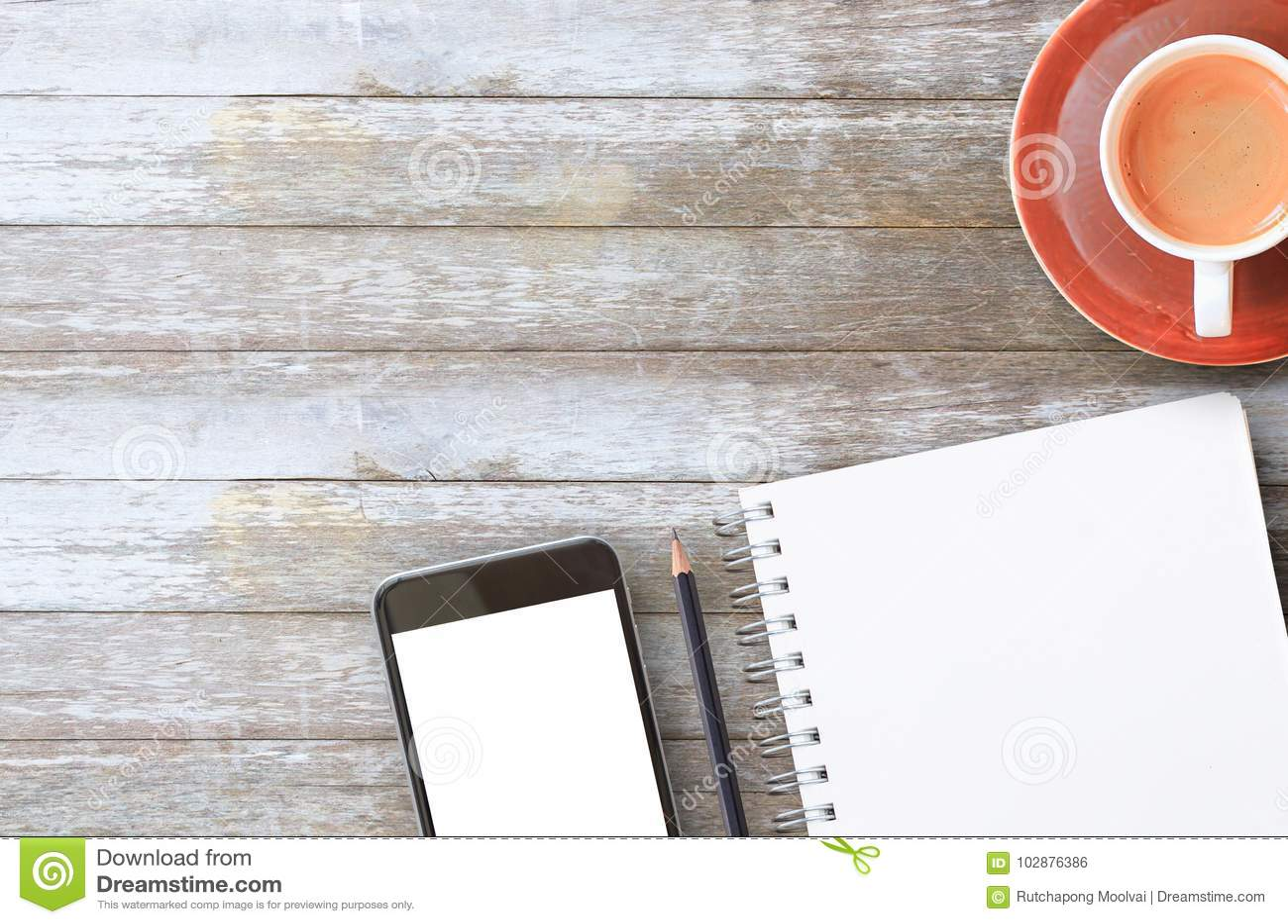 Scrivania di legno di disposizione piana con i mobili d for Stock mobili ufficio