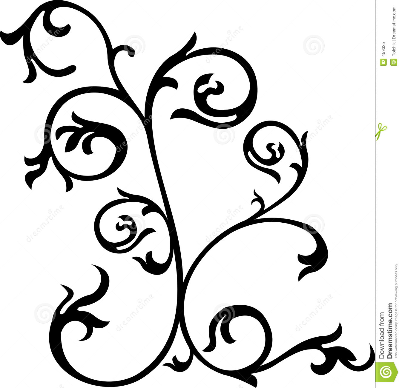 Download Scroll, Cartouche, Decor, Vector Stock Vector - Illustration of cartouche, element: 459325