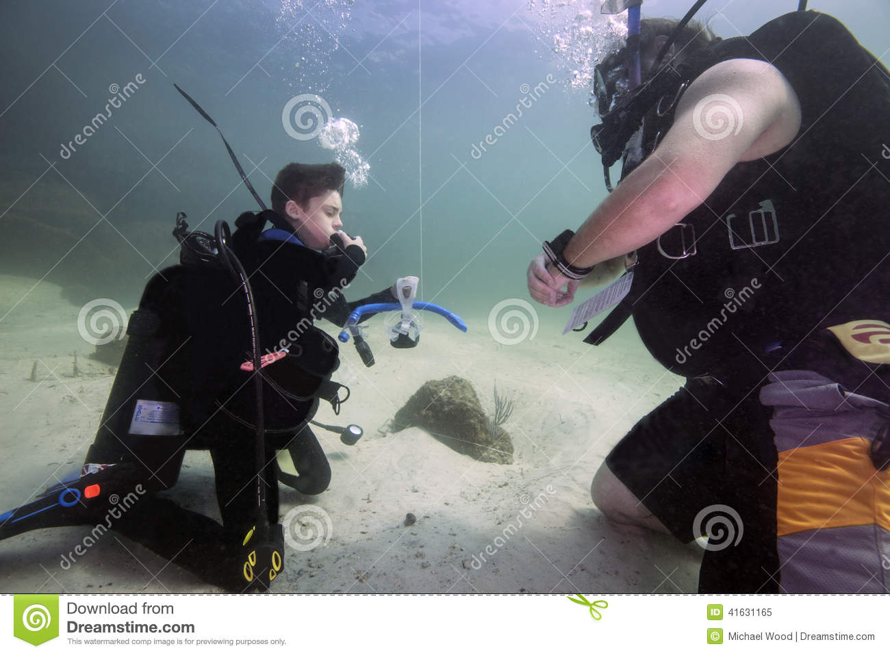 Scuba dive certification facemask removal stock image image scuba dive certification facemask removal 1betcityfo Gallery