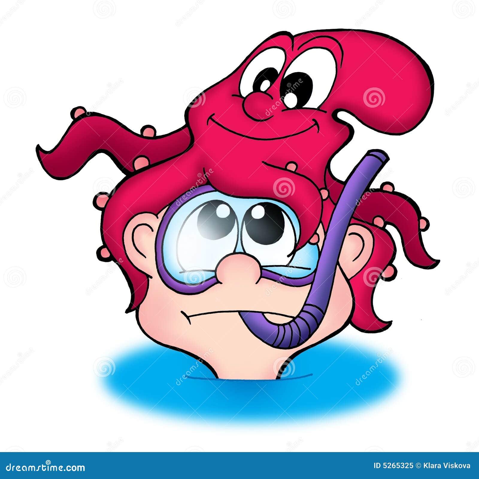 Scuba Diver Royalty Free Stock Photo Image 5265325