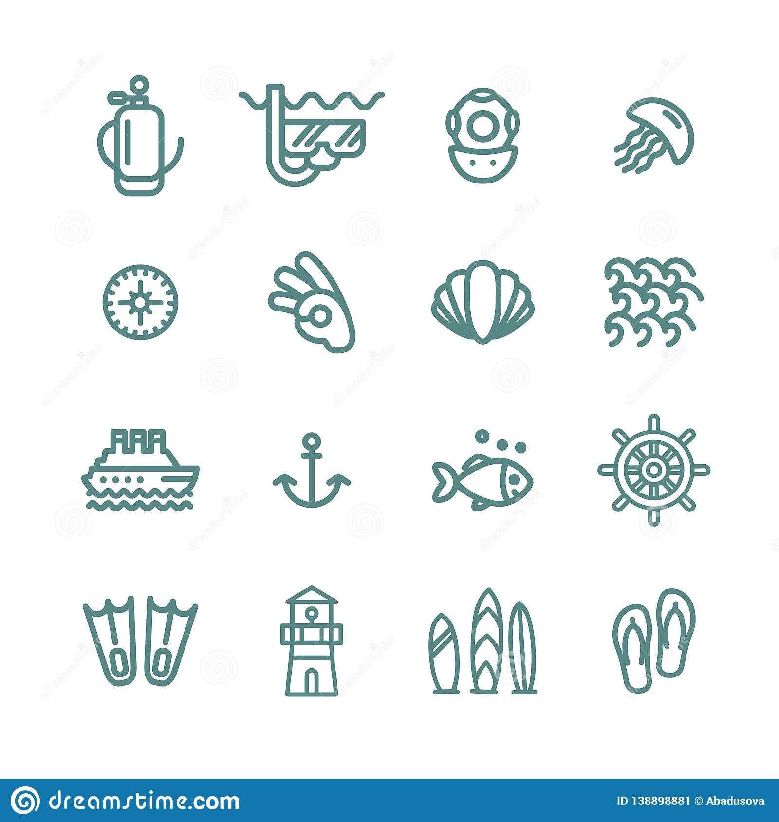 scuba diving icon set underwater scuba diver mask fins regulator wetsuit and more stock illustration illustration of goggles logo 138898881 https www dreamstime com scuba diving icon set underwater scuba diver mask fins regulator wetsuit more scuba diving icon set included icons as image138898881