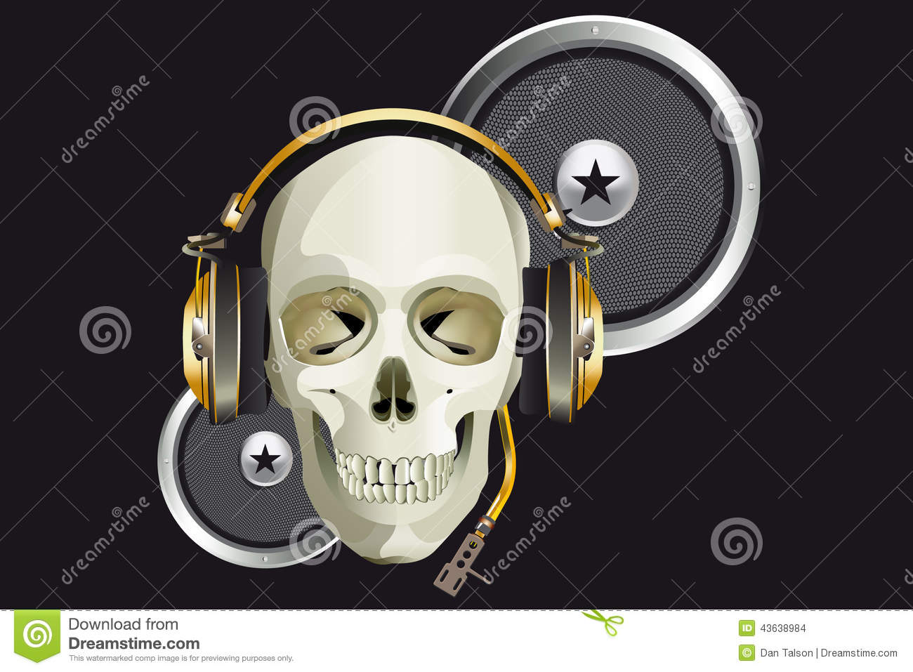 These headphones let you listen to music through the bones of the skull