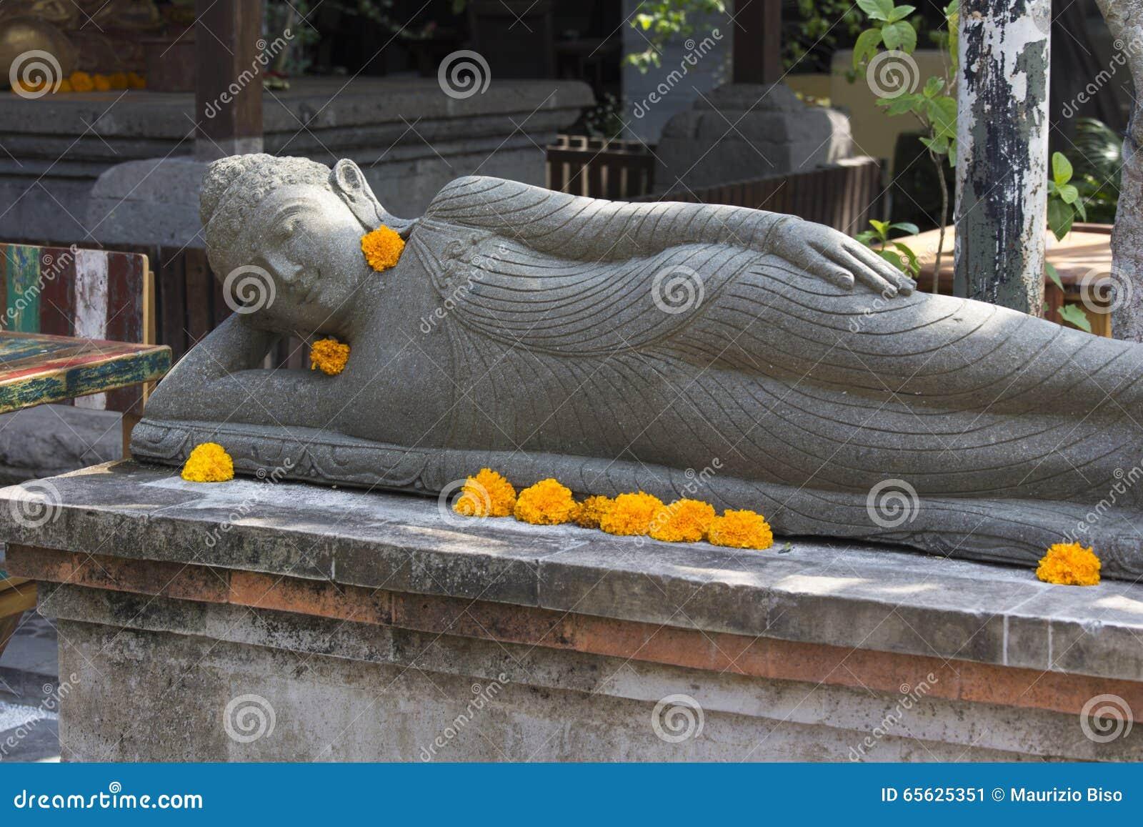 Sculpture en Bali