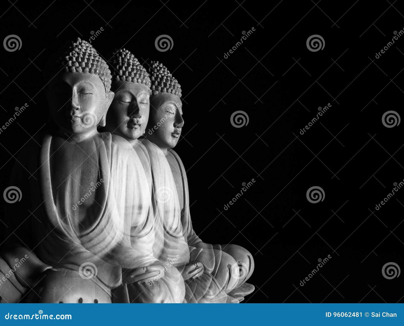 Sculpture en Bouddha