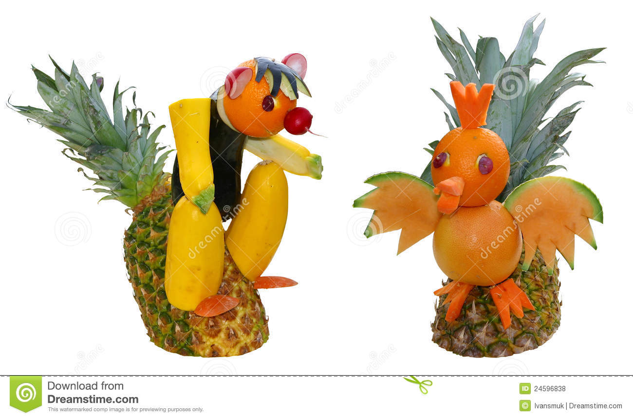 sculpture of the fruit1 royalty free stock photos image 24596838. Black Bedroom Furniture Sets. Home Design Ideas