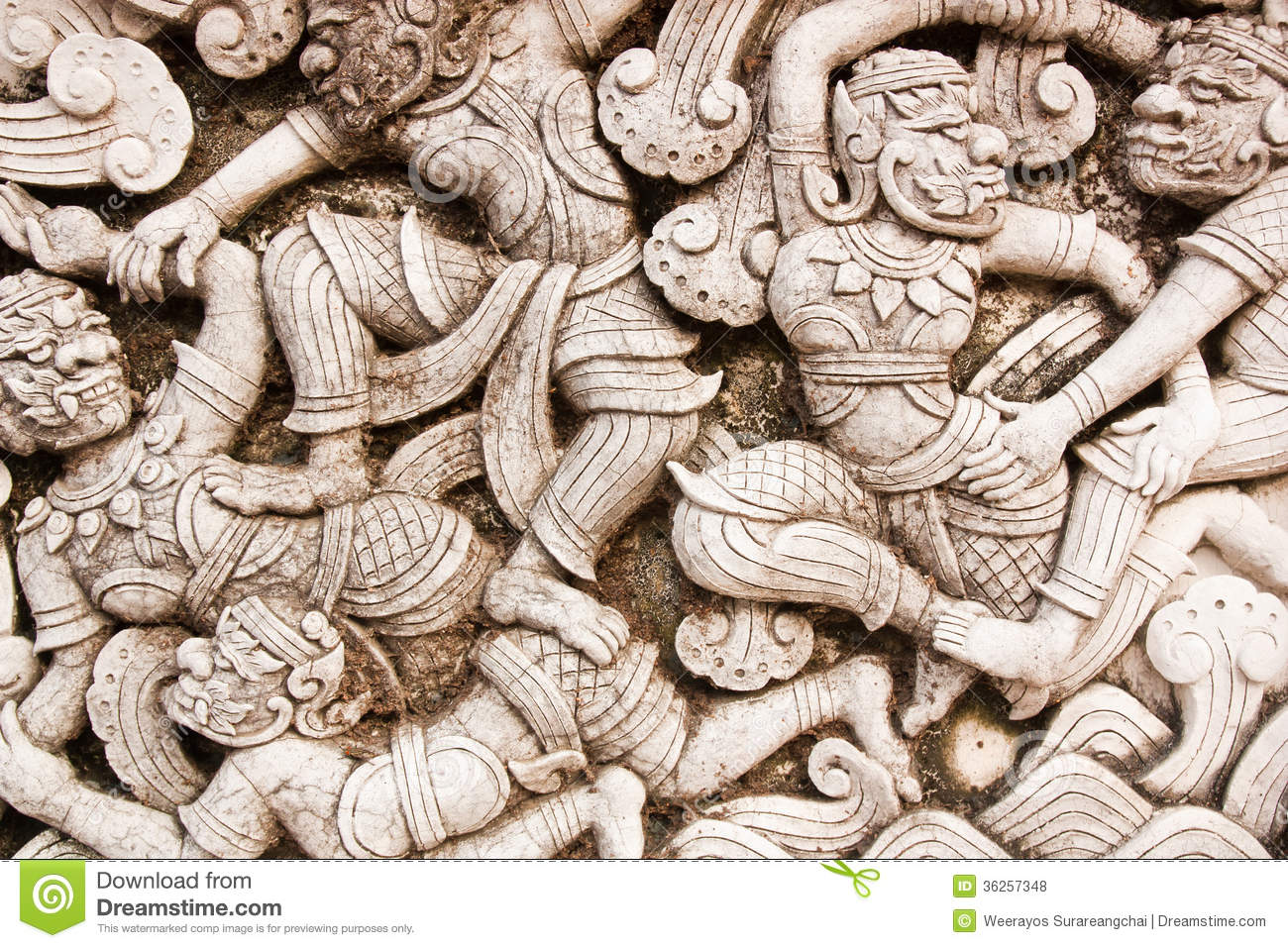 Sculpture stone carving royalty free stock photos image