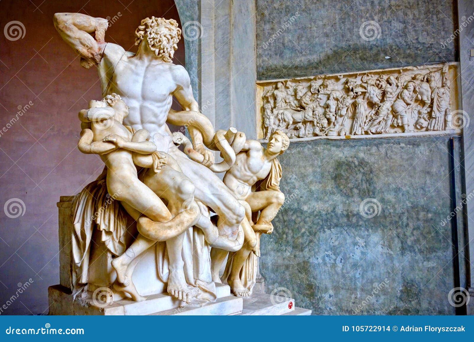 Zeus Architettura D Interni.Scultura Di Zeus Fotografia Stock Immagine Di Monumento 105722914