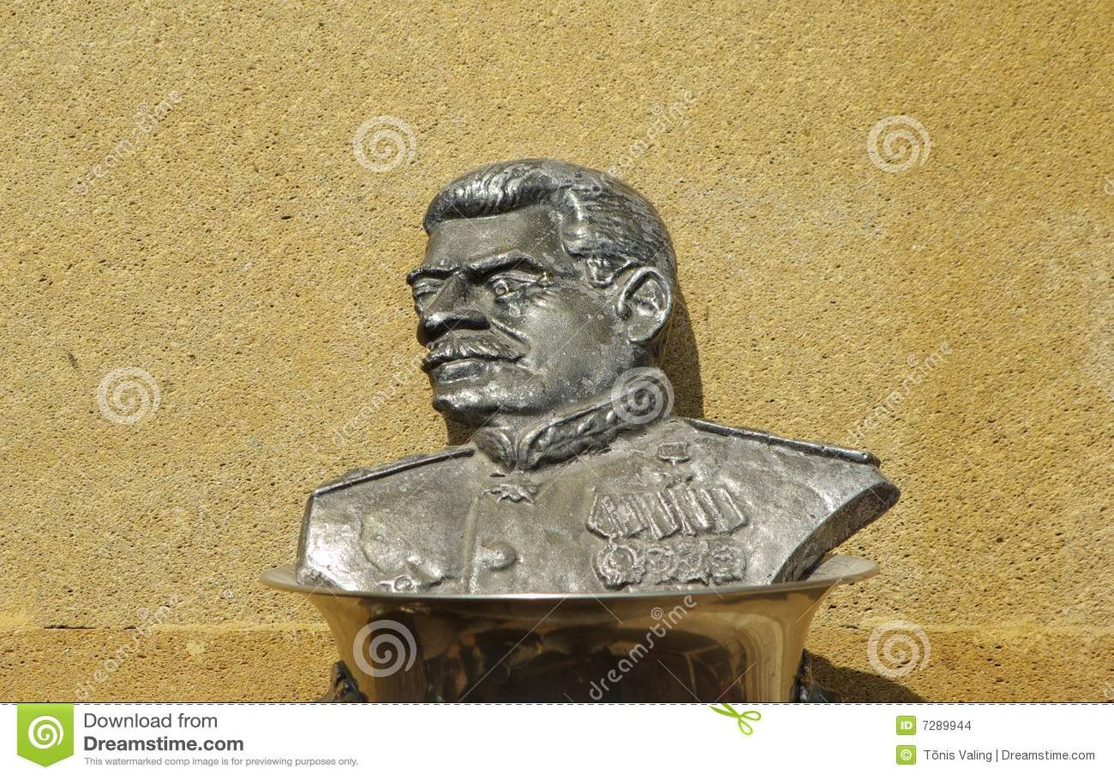 Sculture de Stalin