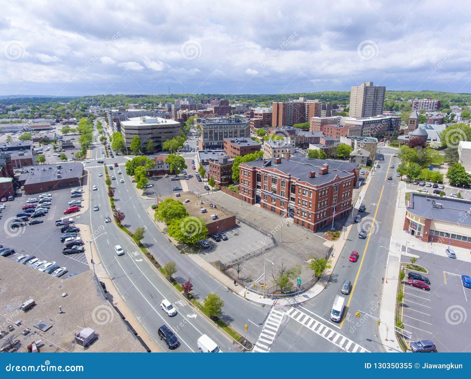 Scuola di Cheverus a Malden, Massachusetts, U.S.A.