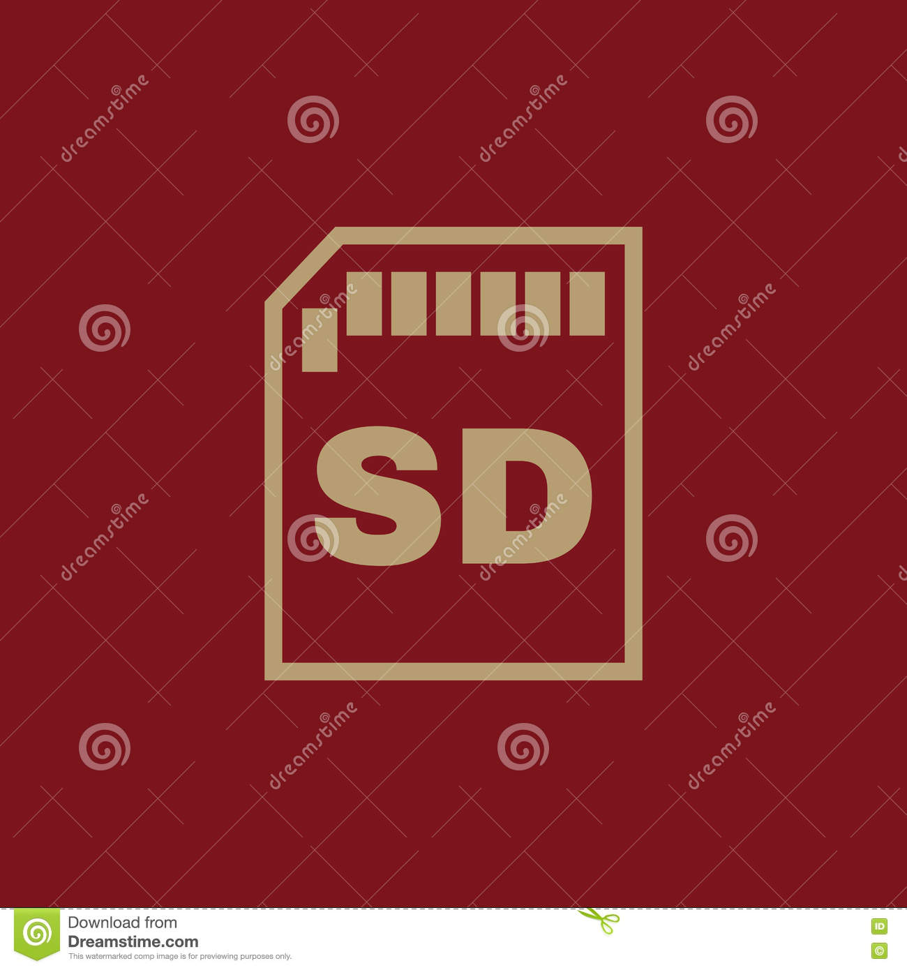 The sd card icon transfer and connection data sd card symbol the sd card icon transfer and connection data sd card symbol ui web logo sign flat design app stock biocorpaavc