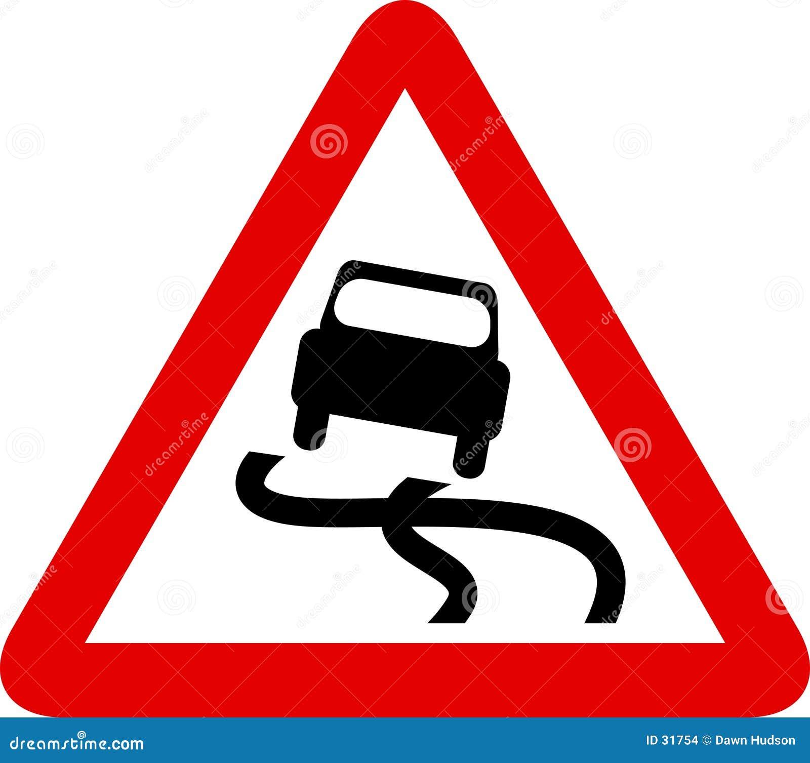 Download Señal de tráfico ilustración del vector. Ilustración de transporte - 31754