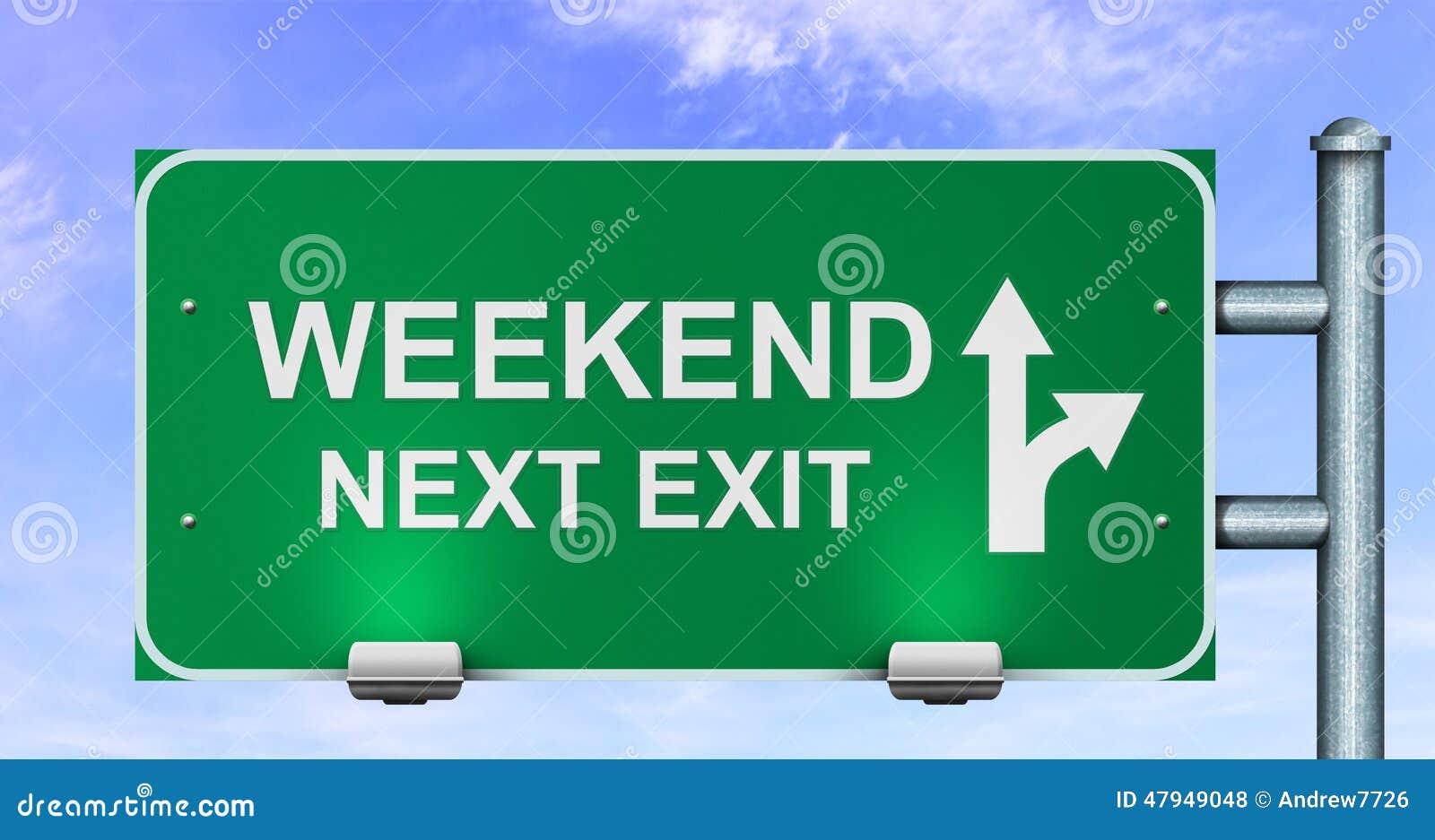 salida fin de semana