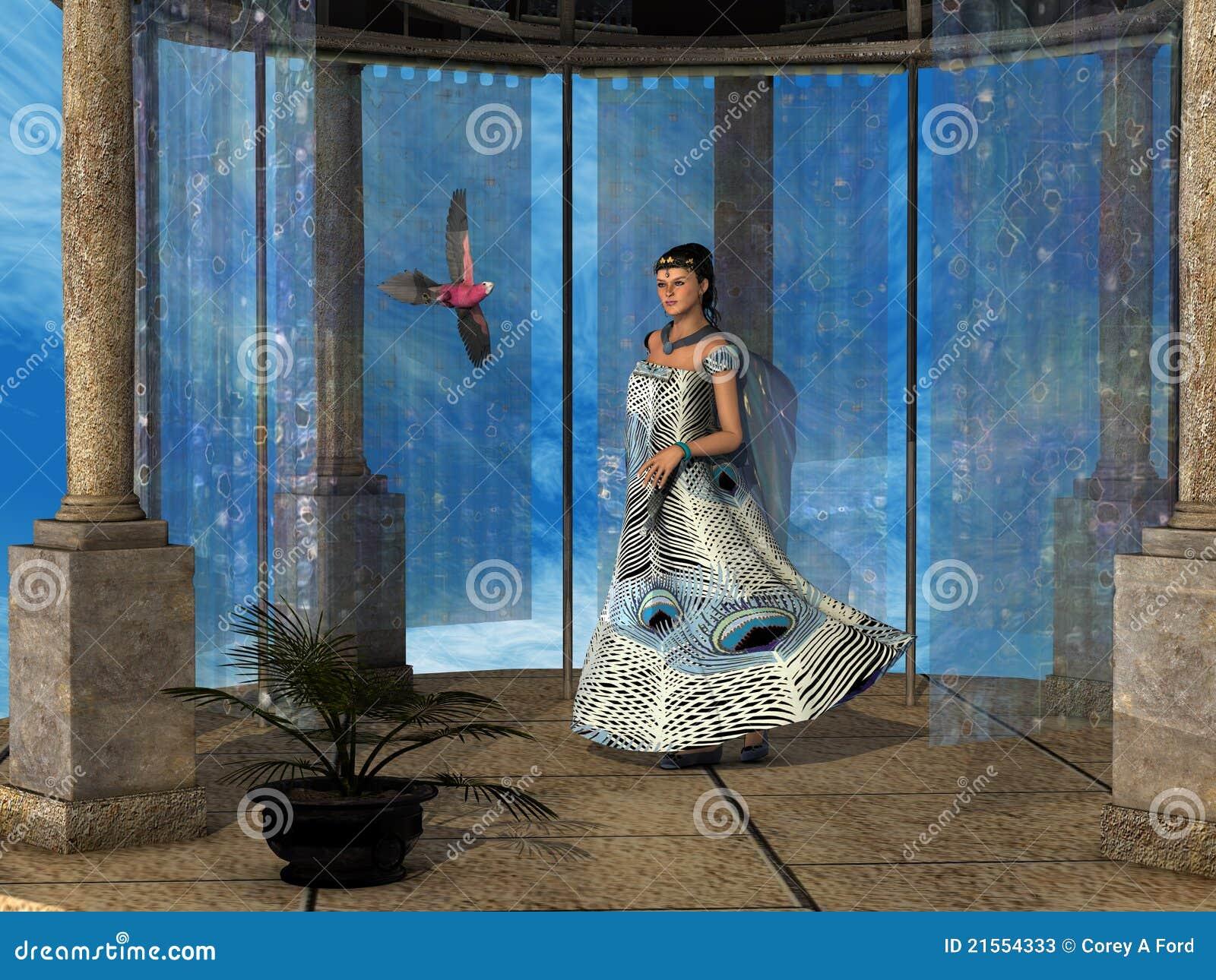 Señora romana 03