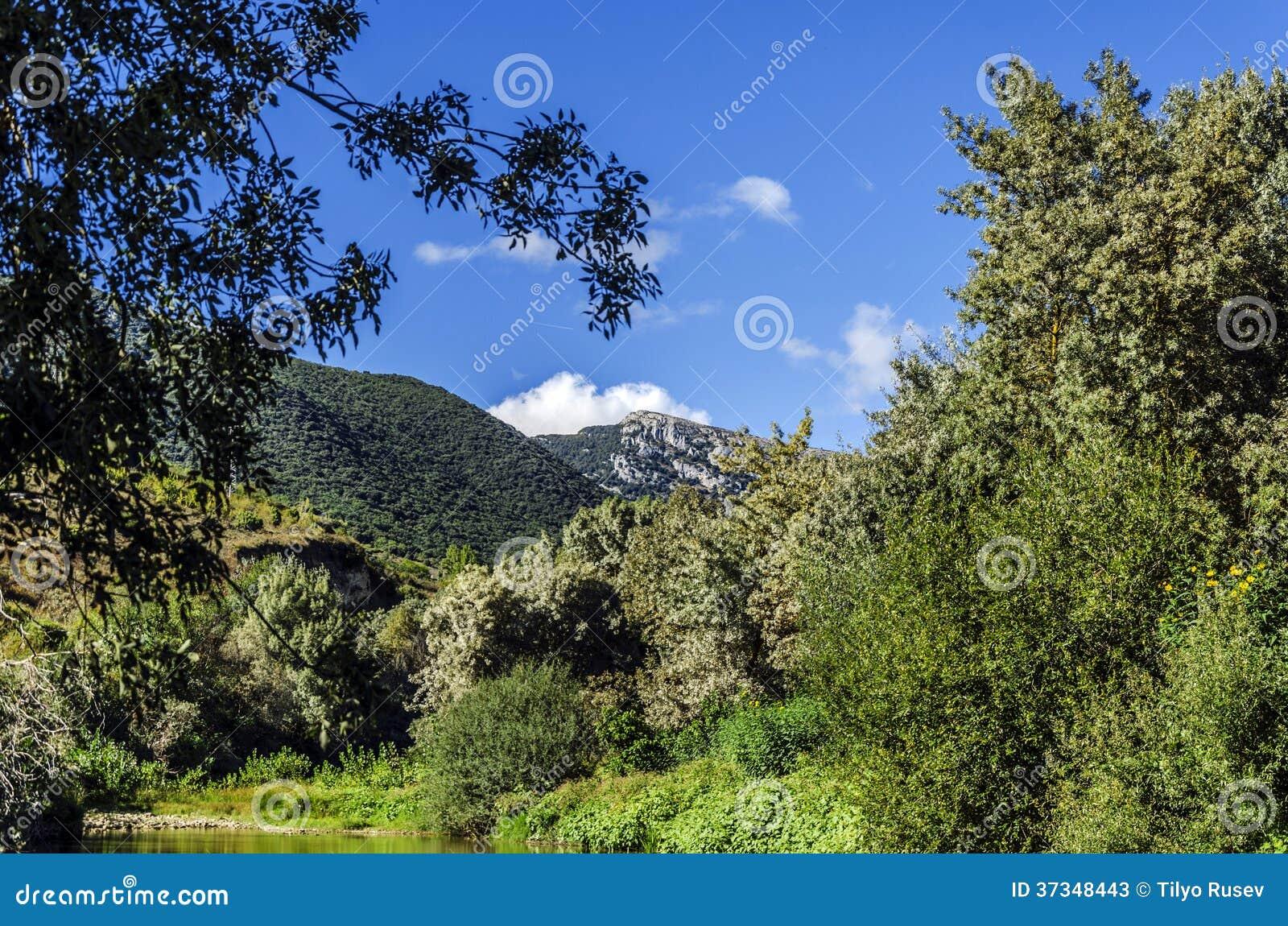 Se berget