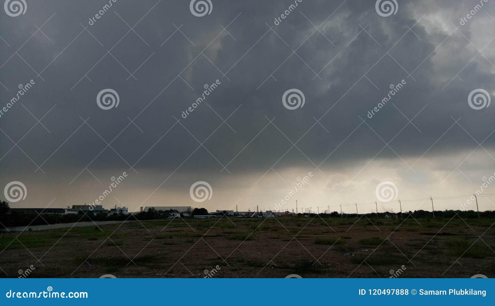 Se nubla los temporales de lluvia