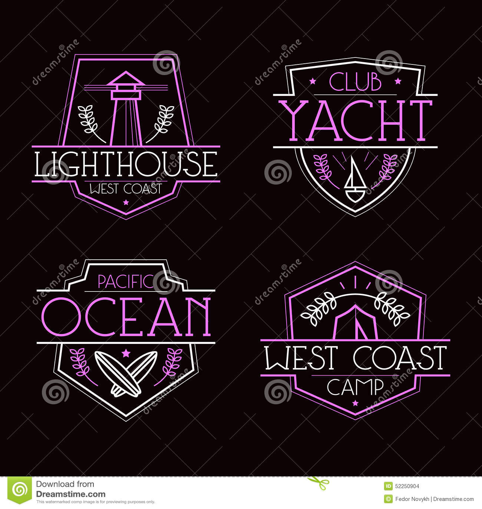 Design t shirt neon colors - Design Line Neon Print Sea Shirt