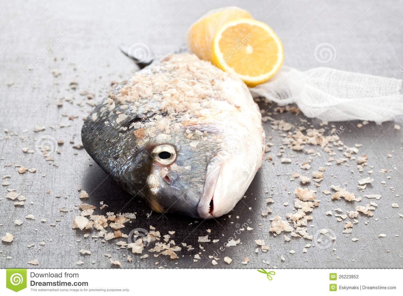 Sea Bream. Delicious Seafood. Stock Photography - Image: 26223852