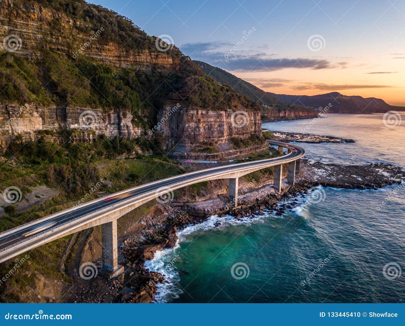 Sea Cliff most Australia
