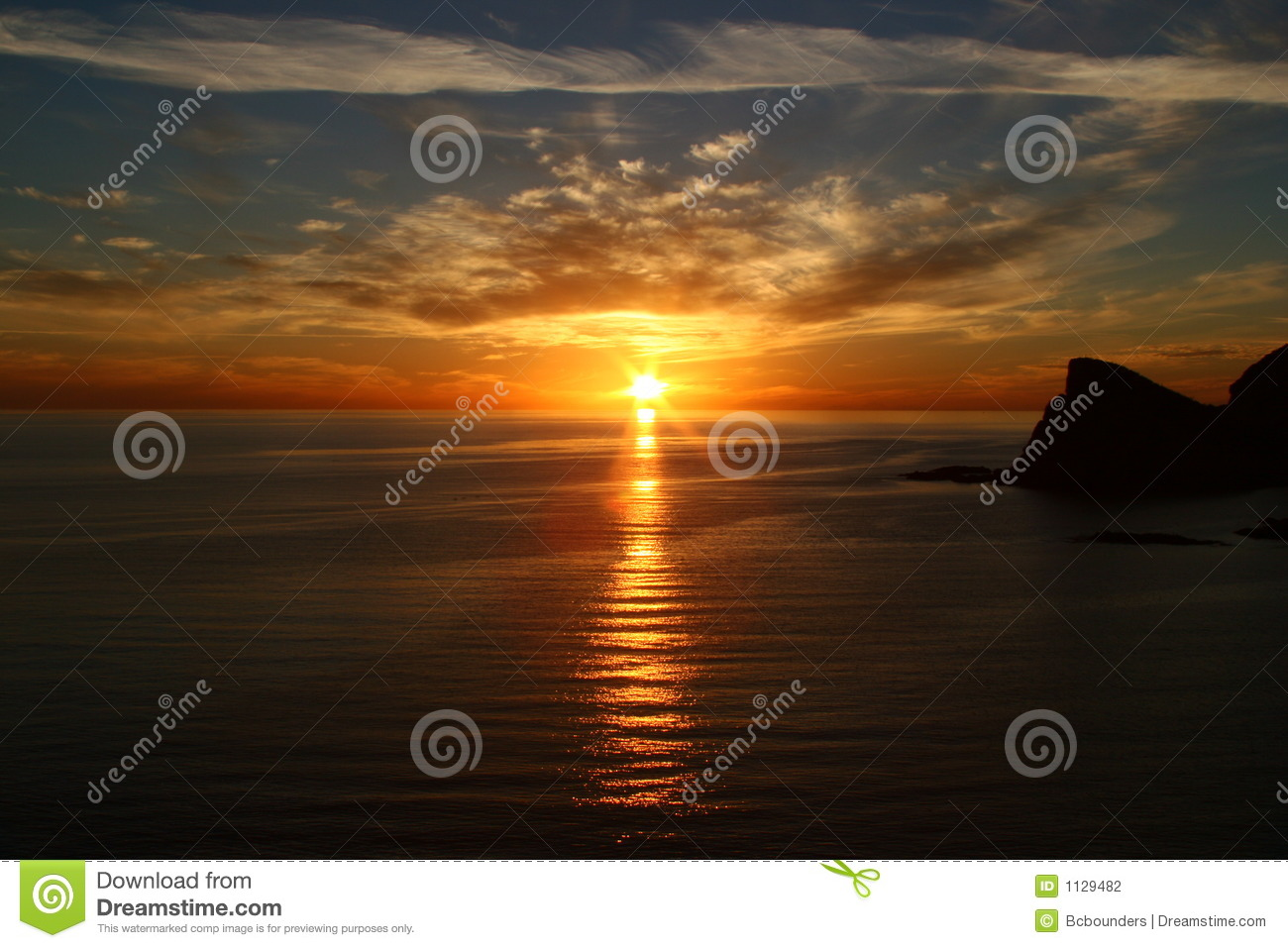 best sneakers 5fa60 f556f A beautiful sunset reflected in the Sea of Cortez near San Carlos, Mexico