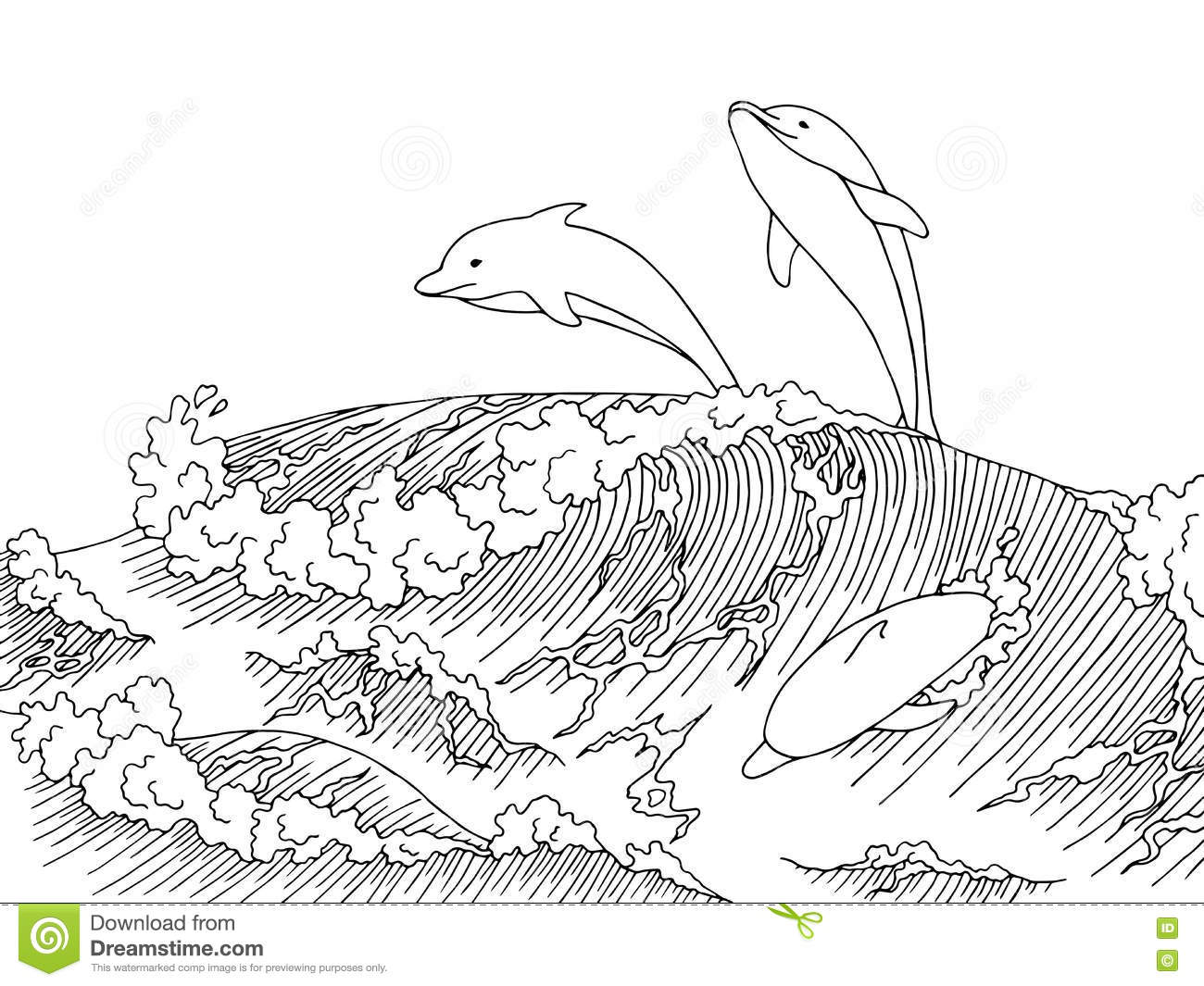 Waves Zendoodle Coloring Pages Coloring Pages