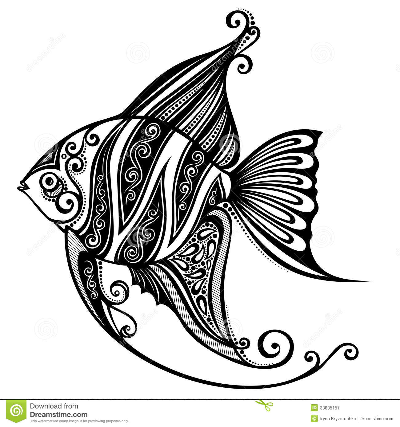 Sea Fish Royalty Free Stock Photography - Image: 33885157